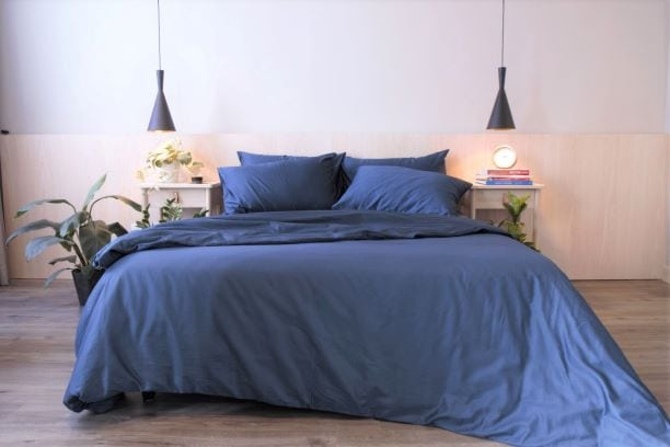 Navy blue bedsheets Malaysia_compressed