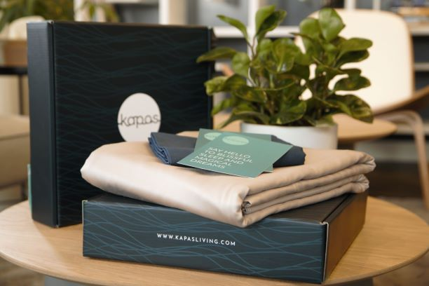 Eco-friendly packaging - bedsheets